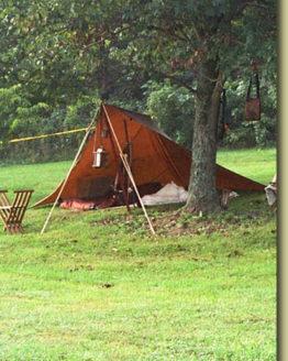 Diamond Shelter Tent