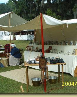 Sutler Wedge Tent