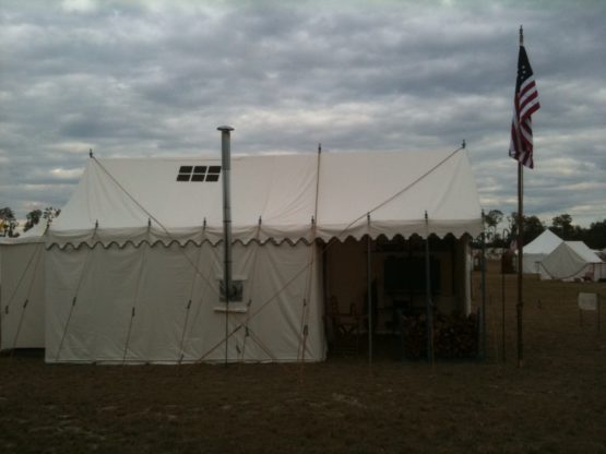 Gable End Marquee Tent