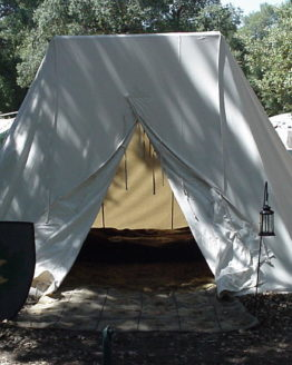 Medieval Double Bell Tent