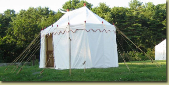 Officer Marquee Tent