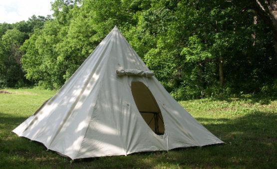 Pyramid Tent