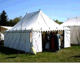 Rectangular Marquee Tent