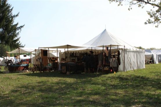 Square Marquee Tent