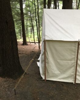 Wall Tent Back